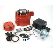 Pertronix D8001 Flame-thrower Tune Up Kit, Gm Hei, Red Cap