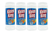 4 Pk Kleen King Stailess Steel And Copper Cleaner For Pots And Pans 14 Oz