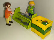 Playmobil Grocery Store Fish Counter