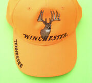 Vintage Winchester Rifles Tennessee Deer Camp 2005 Hunting Trucker Hat Cap