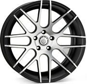 Alloy Wheels Wider Rears 19 Cades Artemis For Merc Cl-class Cl65 Amg C216 06-13