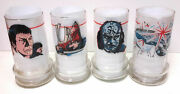 1984 Star Trek Iii Movie Promo Drinking Glass Collection-your Choice 4 Or Set