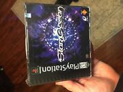 New Factory Sealed Playstation 1 Ps1 Star Ocean The Second Story