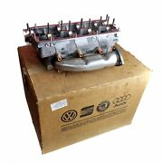 Cylinder Head Original Audi 059103063r 4-6 New Hydraulic Lifter And Valves