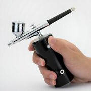 Airbrush Tool Usb Portable Rechargeable Nail 0.3mm Car Painting Nozzle Kit
