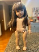 Authentic Pleasant Company 1998 Retired American Girl Doll With Accessories