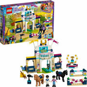 Lego Friends Stephanieand039s Horse Jumping 41367 Building Kit Gift Set For Girls Toy