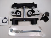 Indian Stampede Triple Clamp 26 Bolt On Neck Kit 2014 To 2020 Dbc-734