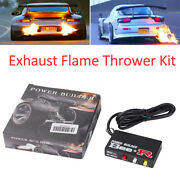 Exhaust Flame Thrower Flame Kit Car Ignition Rev Limiter Launch Fire Device