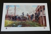 Mort Kunstler - The Respect Of An Army - A/p - Collectible Civil War Print