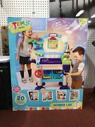 Litle Tikes Stem Jr. Wonder Lab Toy With Experiments For Kids New