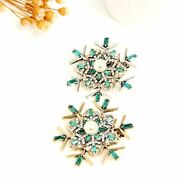Women Brooches Crystal
