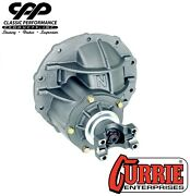 Currie Ford 9 Complete 31-spline Third Member Differential 3.70 Gears Trac Lock
