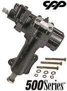 55 56 57 Chevy Belair Cpp 500 Series Quick Ratio Power Steering Gear Box Gearbox