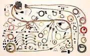 1967-75 Mopar A Body American Autowire Classic Update Wiring Harness Kit 510603