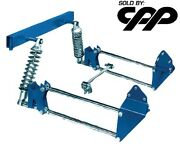 1955-59 Chevy 3100 Gmc Heidtand039s Coil Over 4-link Rear Suspension Conversion Kit
