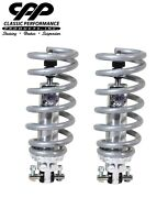 1958-64 Chevy Impala Viking Coilover Conversion Kit Double Adjustable 450lbs
