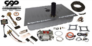 67 68 Ford Mustang Fitech 30003 Efi Fuel Injection Gas Tank Fi Conversion Kit