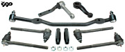 1964-67 Chevy Chevelle El Camino Front Suspension Complete Steering Linkage Kit