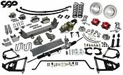 Ford 1/2 Ton Truck Ultimate Performance Package Mustang Ii Red Caliper Ifs Drop