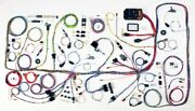 1966-77 Ford Bronco Classic Update American Autowire Wiring Harness Kit 510317