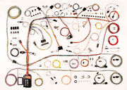 1960-64 Ford Galaxie Classic Update American Autowire Wiring Harness Kit 510591
