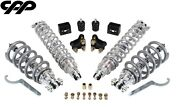 64-67 Chevy Chevelle Coilover Conversion Kit Double Adjustable Coil Over Set F/r
