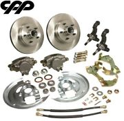 1964-1972 Chevy Chevelle El Camino Stock Spindle Disc Brake Conversion Kit