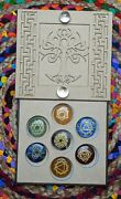 Wooden Tree Of Life Chakra Gift Box Set Crystals Reiki Charged Read Below