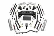 Rough Country 4 Lift Kit Fits 1993-1998 Jeep Grand Cherokee Zj 4wd | N3