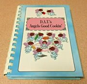 Vintage D.a.t.'s Angels Good Cookin' Charity Cookbook Kenner Old New Orleans
