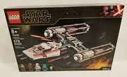 Lego Star Wars 75249 Resistance Y-wing Starfighter Brand New Factory Sealed