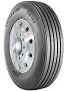 1 New Roadmaster Rm180 - 11/r24.5 Tires 11245 11 1 24.5