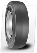 2 New Bkt Power Trax Hd Smooth - 12-20 Tires 1220 12 1 20