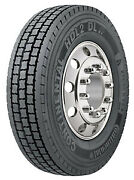 4 New Continental Hdl2 - 295/75r22.5 Tires 29575225 295 75 22.5