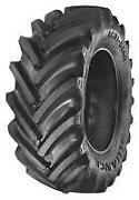 1 Alliance 365 Tractor Drive Radial R-1w Wide Base - 600-38 Tires 600 65 38