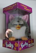 1998 Tiger Furby Church Mouse W/surprise Eyes 70-800 Case Fresh 1st Editions