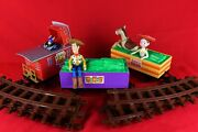 Toy Story 2 Thinkway Train Set- For Parts Or Repair