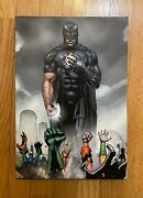 Absolute Blackest Night Dc Hardcover Omnibus - Very Good Condition