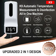 Thermometer Non Contact Infrared Automatic Touchless Soap Liquid Dispenser