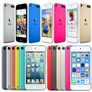 New Apple Ipod Touch 5th 6th 7th Generation 16/32/64/128/256gb Sealedall Colors
