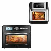 9-in-1 Air Fryer Toaster Oven And 19 Quart Air Fryer Toaster Oven, Convection