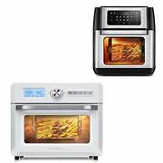 9-in-1 Air Fryer Toaster Oven And 19 Quart Air Fryer Oven, Convection Roaster