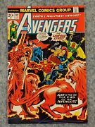 Avengers 112 Fnvf 7.0 Marvel Bronze Age Comic Book Scarlet Witch Vision