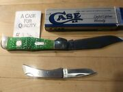 Vintage Case And Frost National Knife Collectors Knives