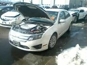 Driver Front Door Without Side Moulding Holes Fits 06-12 Fusion 7851772