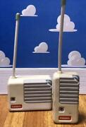 Toy Story Collection The Same Model Super Rare Playskool Baby Monitor 607/mn