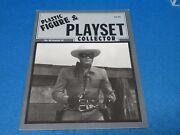 Pfpc Magazine 50 Aug 1997 Lone Ranger Playsets And Toys-new Copy
