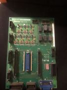Amada Vipros Turret Punch H06350-vip2-000 Relay Board