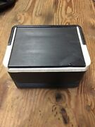 Used Igloo Brand Cooler And Bracket For E-z-go Rxv 2008 And Up Golf Cart